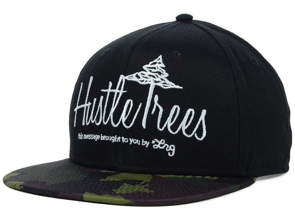 LRG Hustle Trees Snapback Cap  cd1810797f3