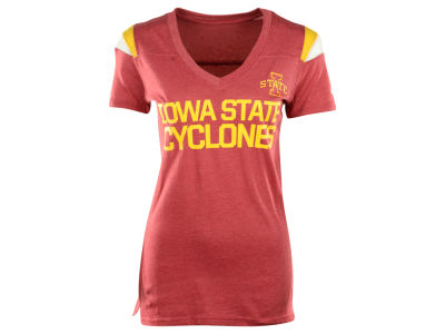 Iowa State Cyclones Nike NCAA Women's Fan V-Neck T-Shirt