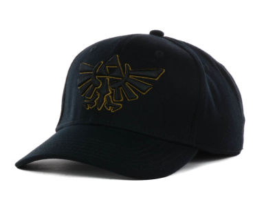 Nintendo Zelda Basic Logo Stretch Cap