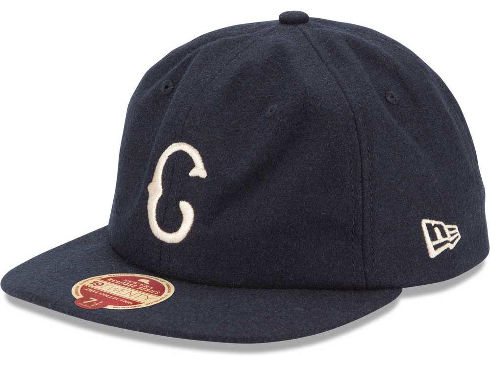 a7a3b54516b Cleveland Indians New Era MLB 1934 Heritage Collection 19TWENTY Cap ...