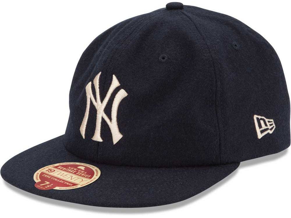529b96880b9 New York Yankees New Era MLB 1934 Heritage Collection 19TWENTY Cap ...