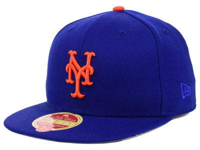 New York Mets New Era MLB Wool Classic 59FIFTY Cap