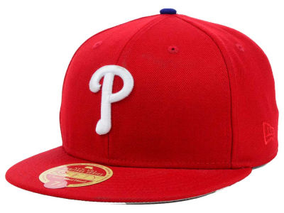 Philadelphia Phillies New Era MLB Wool Classic 59FIFTY Cap