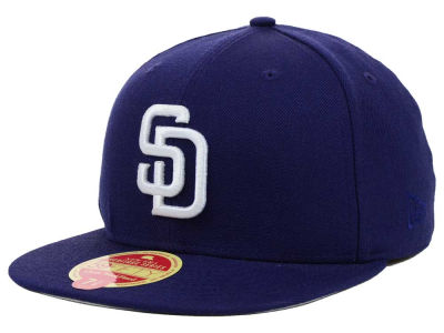 San Diego Padres New Era MLB Wool Classic 59FIFTY Cap