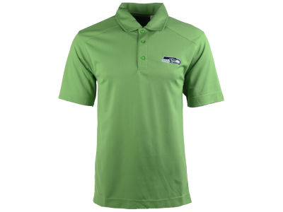 Seattle Seahawks NFL DryTec Genre Polo