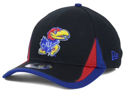 Kansas Jayhawks New Era NCAA Training Classic 2 39THIRTY Cap