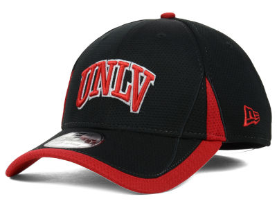 UNLV Runnin Rebels New Era NCAA Training Classic 2 39THIRTY Cap