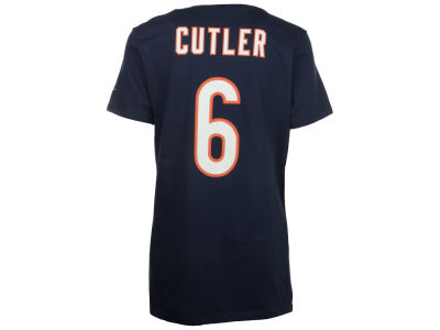 Chicago Bears Jay Cutler Nike NFL Womens Player Pride T-Shirt