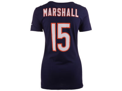 Chicago Bears Brandon Marshall Nike NFL Womens Player Pride T-Shirt