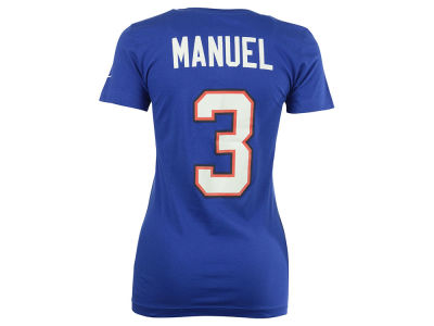 Buffalo Bills EJ Manuel Nike NFL Womens Player Pride T-Shirt