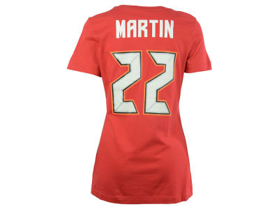 Tampa Bay Buccaneers Doug Martin Nike NFL Womens Player Pride T-Shirt