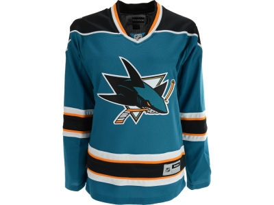 San Jose Sharks Reebok NHL Women's Premier Player Jersey