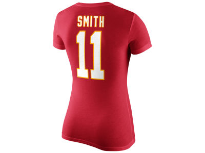 Kansas City Chiefs Alex Smith Nike NFL Womens Player Pride T-Shirt