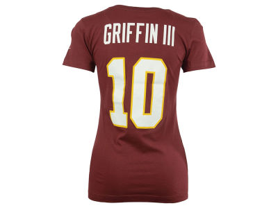 Washington Redskins Robert Griffin III Nike NFL Womens Player Pride T-Shirt