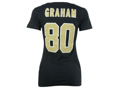 New Orleans Saints Jimmy Graham Nike NFL Womens Player Pride T-Shirt