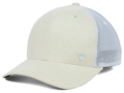 No Bad Ideas NBI Textured Front Flex Mesh Cap