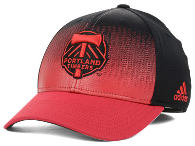 Portland Timbers adidas MLS Jersey Hook Up Cap
