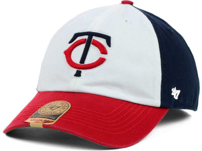 Minnesota Twins '47 MLB BP 47 FRANCHISE Cap