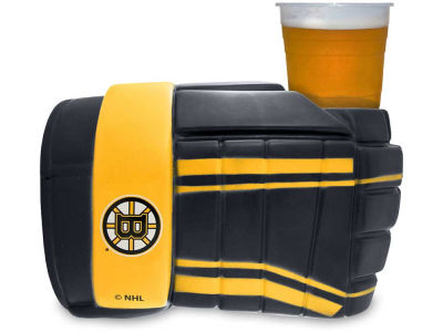 Boston Bruins Game on Glove Coozie