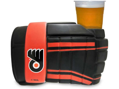 Philadelphia Flyers Game on Glove Coozie