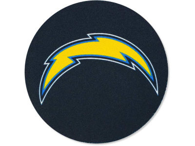 Los Angeles Chargers 4-pack Neoprene Coaster Set