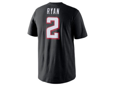 Atlanta Falcons Matt Ryan Nike NFL Pride Name and Number T-Shirt