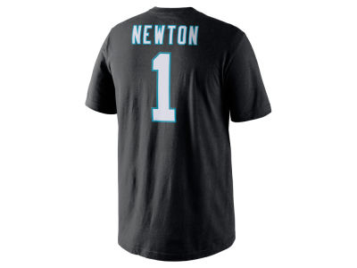 Carolina Panthers Cam Newton Nike NFL Pride Name and Number T-Shirt