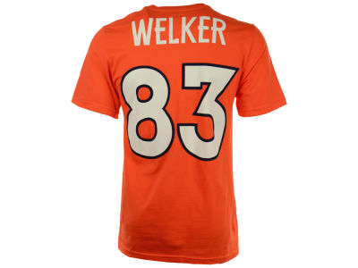 Denver Broncos Wes Welker Nike NFL Men's Pride Name and Number T-Shirt