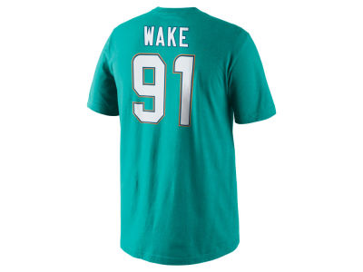 Miami Dolphins Cameron Wake Nike NFL Pride Name and Number T-Shirt