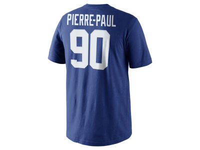 New York Giants Jason Pierre-Paul Nike NFL Pride Name and Number T-Shirt