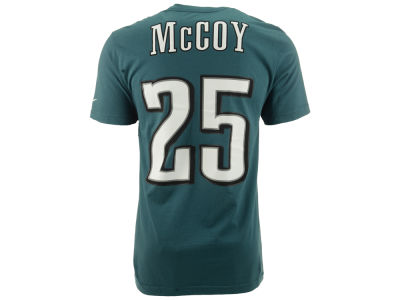Philadelphia Eagles LeSean Mccoy Nike NFL Men's Pride Name and Number T-Shirt