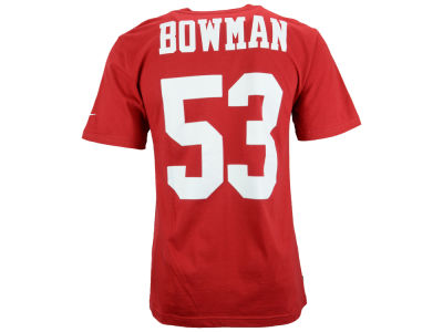 San Francisco 49ers NaVorro Bowman Nike NFL Pride Name and Number T-Shirt