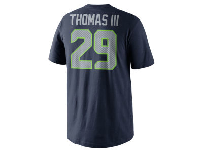 Seattle Seahawks Earl Thomas Nike NFL Men's Pride Name and Number T-Shirt