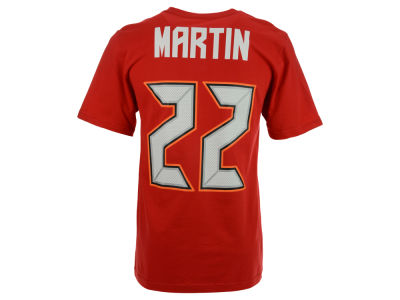 Tampa Bay Buccaneers Doug Martin Nike NFL Pride Name and Number T-Shirt