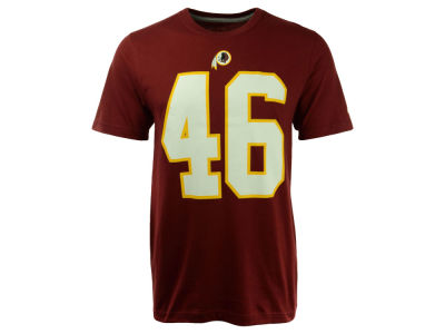 Washington Redskins Alfred Morris Nike NFL Pride Name and Number T-Shirt