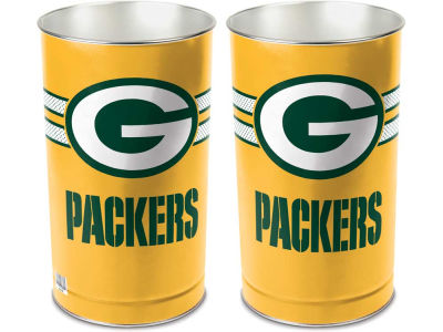 Green Bay Packers Trashcan
