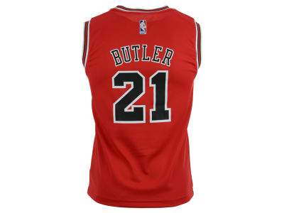 Chicago Bulls Jimmy Butler adidas Youth NBA Revolution 30 Jersey