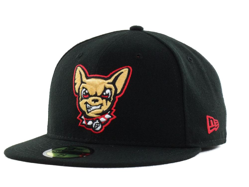 EL Paso Chihuahuas New Era MiLB AC 59FIFTY Cap  e8fa8bb04a9