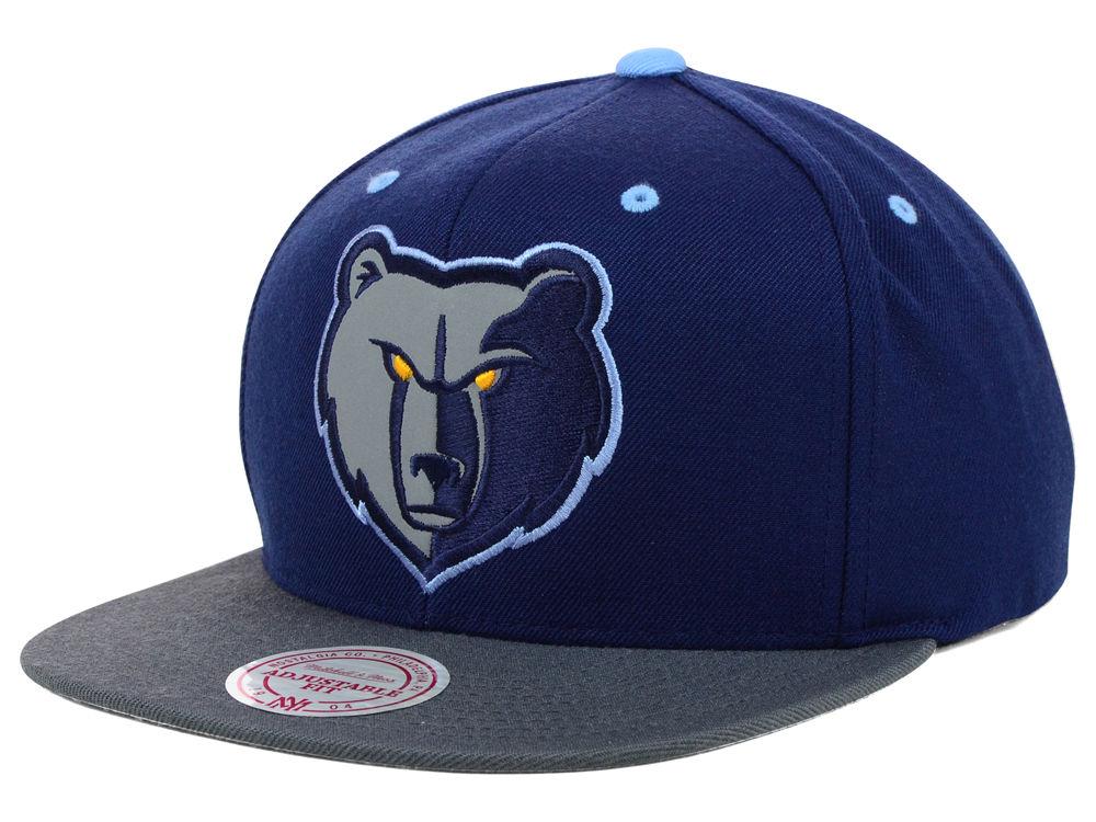 ad7b82ab8305b ... where can i buy memphis grizzlies mitchell ness nba xl reflective 2  tone snapback hat 6085e