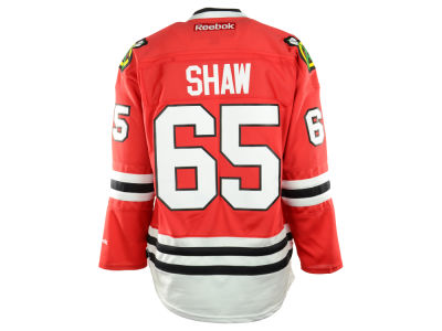 Chicago Blackhawks Andrew Shaw Reebok NHL Men's Premier Jersey