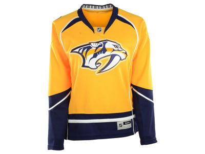 Nashville Predators Reebok NHL Women's Premier Player Jersey