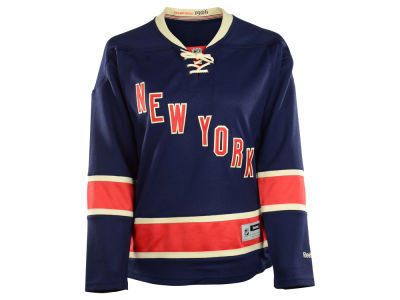 New York Rangers Reebok NHL Women's Premier Player Jersey