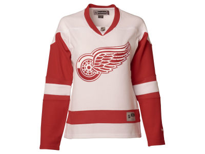 Detroit Red Wings Reebok NHL Women's Premier Player Jersey