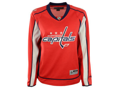 Washington Capitals Reebok NHL Women's Premier Player Jersey