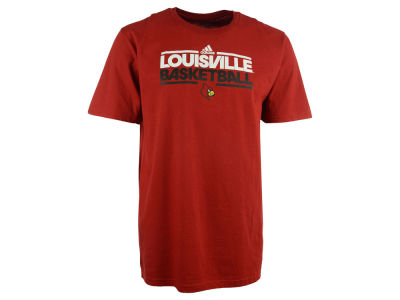 Louisville Cardinals adidas NCAA Men's Go To Power T-Shirt