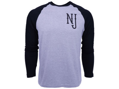 New Era Branded Basic State Long Sleeve Raglan T-Shirt