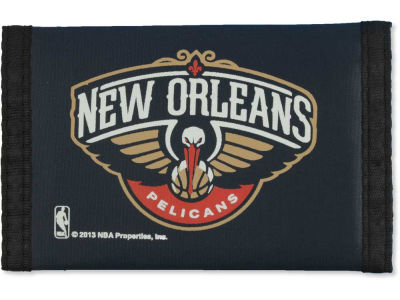 New Orleans Pelicans Rico Industries Nylon Wallet
