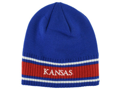 Kansas Jayhawks adidas NCAA 2014 Coaches Cuffless Knit