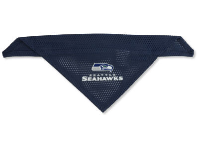 Seattle Seahawks Pet Bandana S/M