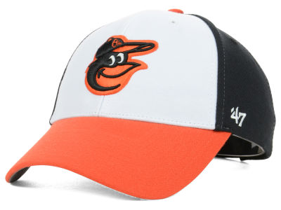 Baltimore Orioles '47 MLB On Field Replica '47 MVP Cap
